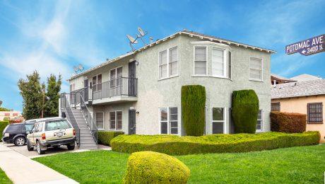 $999,000 – 4 Unit Apartment in West Adams (Los Angeles, CA)
