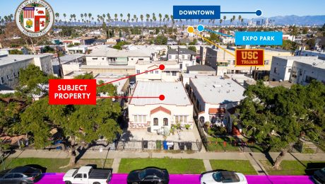 FOR SALE | 3 Units near USC in Los Angeles, Ca