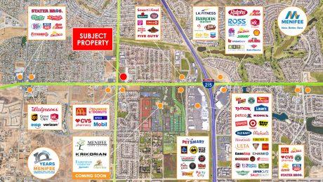 FOR LEASE | Retail/Hotel Development on Newport Road (Menifee, CA)