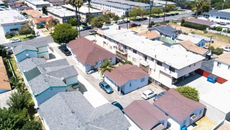 FOR SALE | 4 Units in Inglewood, Ca (Two Units Vacant)
