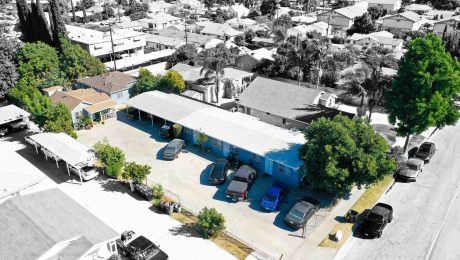 FOR SALE | 5 Units on Large Lot in Bell Gardens , Ca