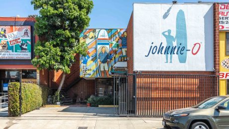 AVAILABLE | Creative Live/Work Office Space in Los Angeles