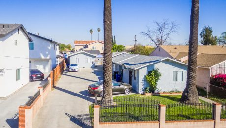 IN ESCROW | 4 Units w/ R4 Zoning in Boyle Heights (Los Angeles, Ca)
